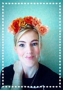 My flower crown