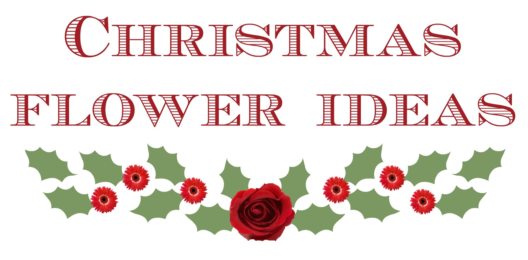 Christmas Flowers Christmas Flower Ideas from NetFlorist