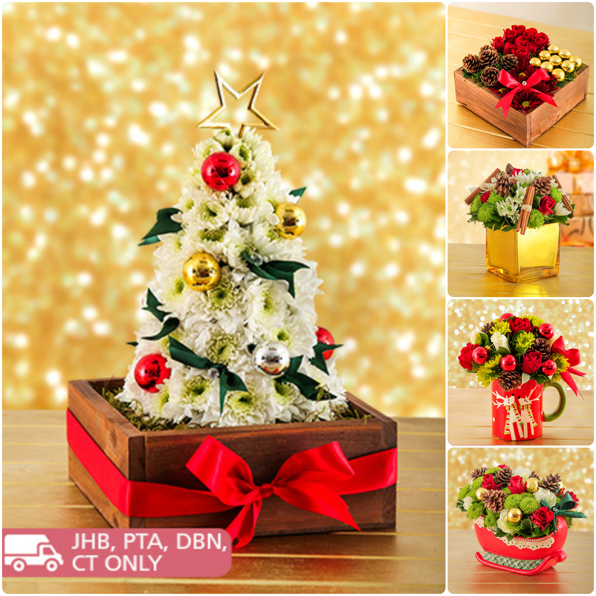 100 Centerpieces For Christmas 20 Party