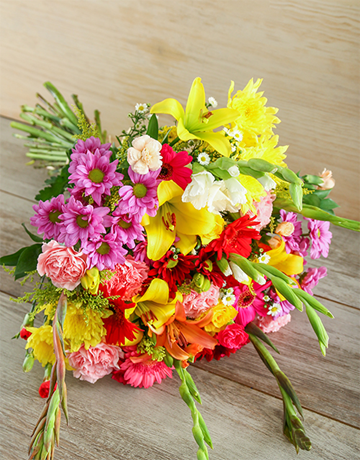 Buy Flower Bouquets Online at NetFlorist
