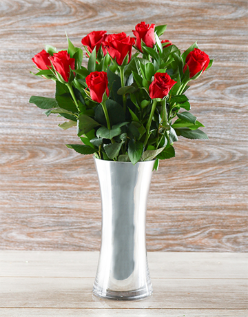 Buy Red Roses Online at NetFlorist