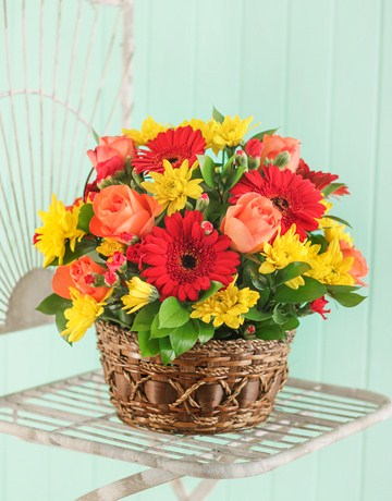 Buy Flower Baskets Online at NetFlorist