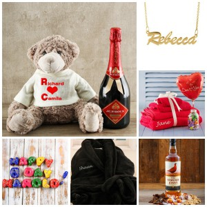 Personalised Gifts from NetFlorist