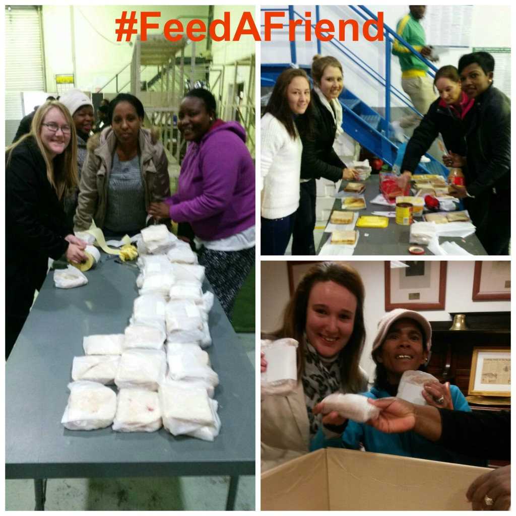 #FeedAFriend1