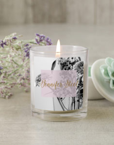 domestic workers' week gifts candles