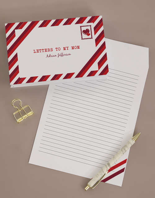 Mother's day gift ideas stationery
