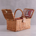 Personalised Buddies Picnnc Basket Product Link