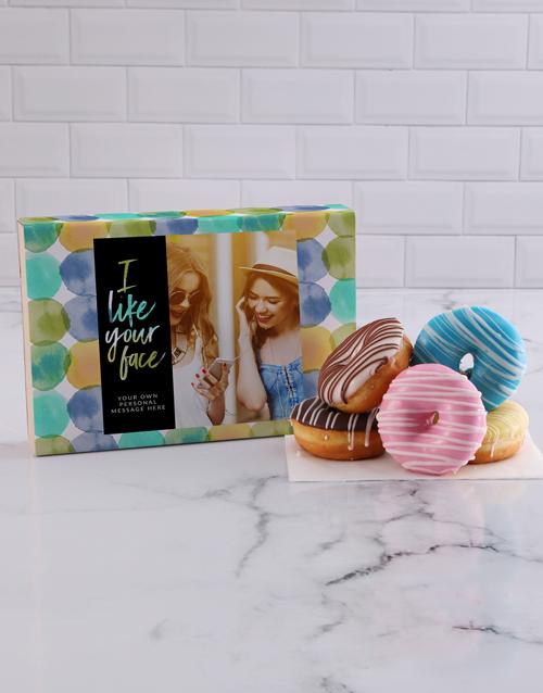 Friendship Day doughnuts