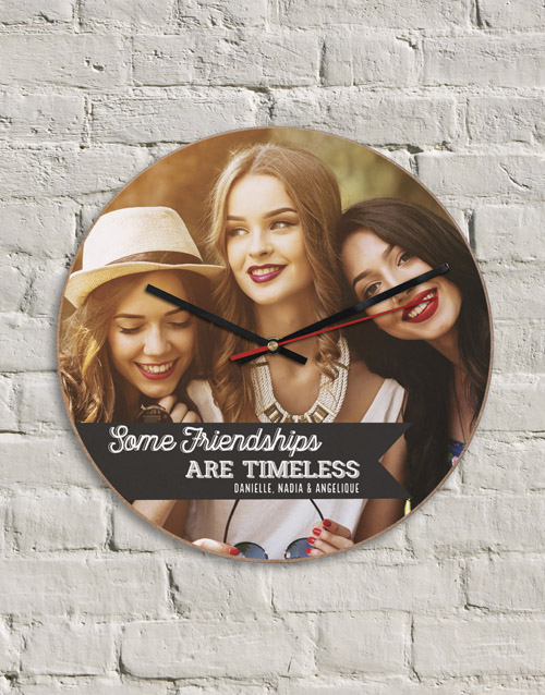 Friendship Day clocks