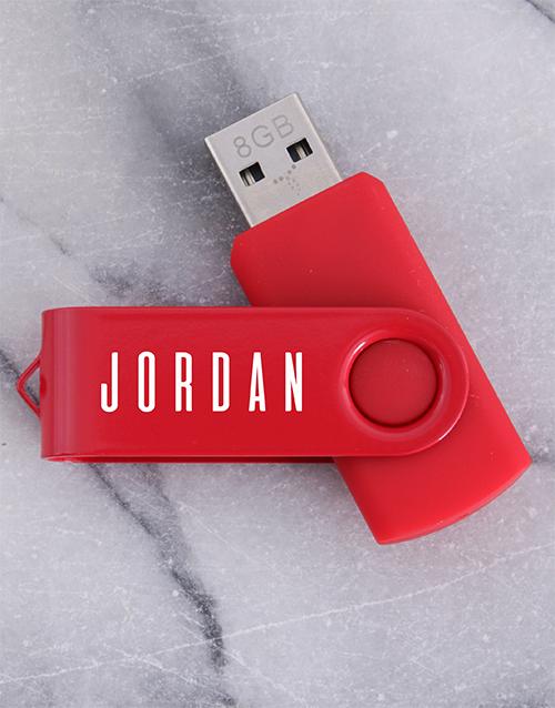 Secretary's Day Personalised USB