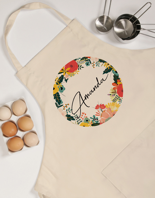 Aprons for spring