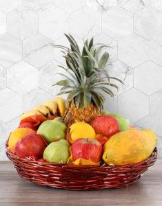 Gourmet Fresh Fruit Gift Basket button