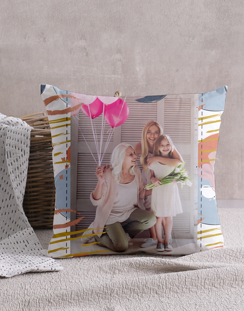 Grandparents' Day Scatter Cushion